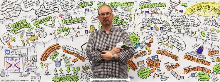 John Ashton of Crackerjack Visual Thinking